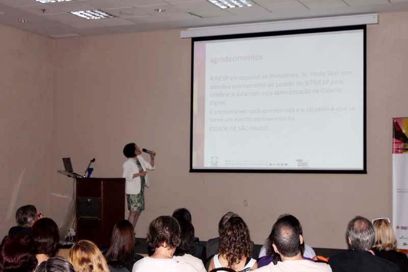 Apresentação da Presidente da Associação ProCor do Brasil, Profa. Dra. Paula Csillag
