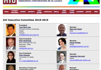 Brasil Vence Eleição para Diretoria da Associação Internacional da Cor